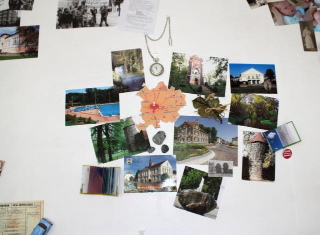 """Collage """"Was Pritzwalk bewegt"""""""