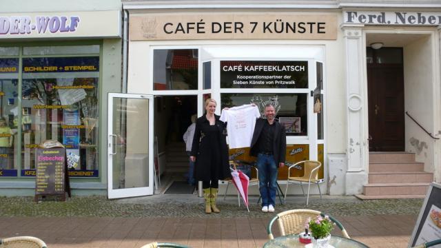 Katja Dietrich-Kröck und Gerrit Gohlke
