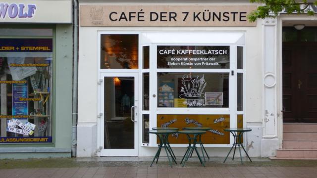 Das neue Café der Sieben Künste