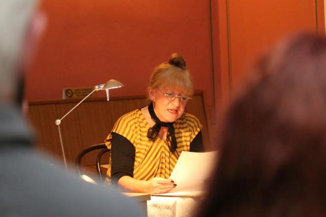 Regisseurin, Autorin, Schauspielerin: Johanne Schmittmann