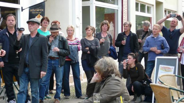 Eröffnung der Sieben Künste / Foto: BKV Potsdam
