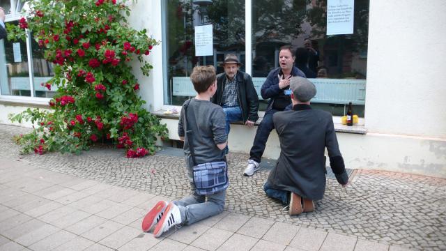 Interview mit Michael Clegg und Martin Guttmann