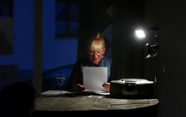 Johanna Schmittmann liest bei den Sieben Künsten