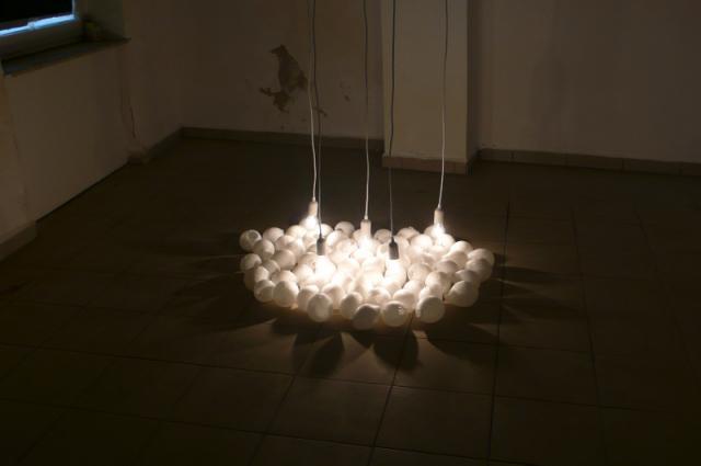 Installation von Hannah-Deborah Gramentz