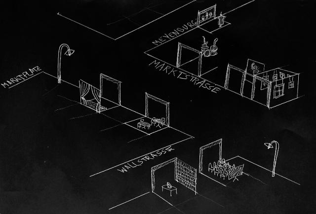 Clegg & Guttmann, Die Sieben Künste von Pritzwalk, 2015